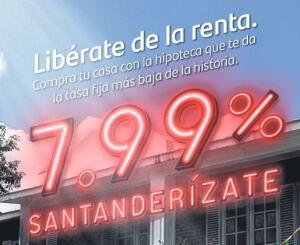 Hipoteca Santander Plus